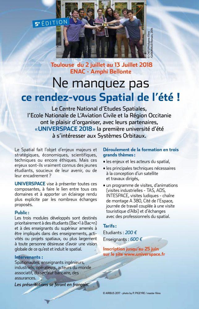 Telechargez ICI Le Programme 2018 Au Format PDF